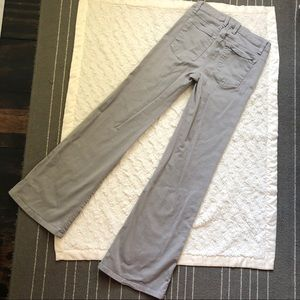 Joe's Jeans Jeans - Joe's Jeans High Rise Wide Leg Flare in Sterling
